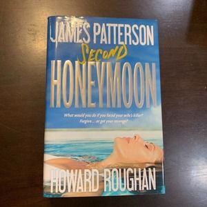 Second Honeymoon by James Patterson